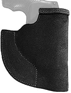 Galco PRO600B Pocket Protector Holster Glock 43 Ambidextrous Black