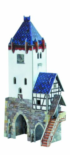 CLEVER PAPER- Puzzles 3D Atalaya (14201)