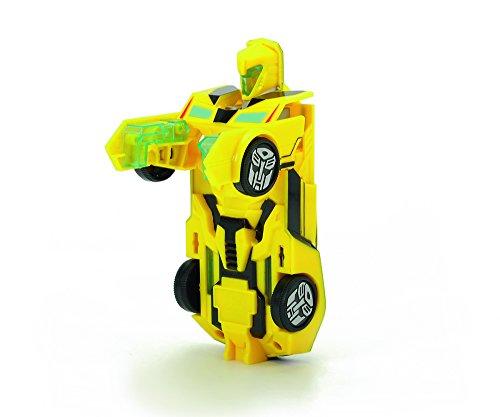 Dickie Toys - 203113000 - Voiture/Robot - Robot Warrior - Bumblebee