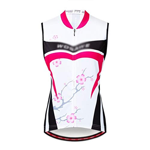 TMY Camisa de Las Mujeres Ciclismo Jersey Verano Carretera de montaña MTB...