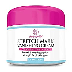 Mommy Knows Best Stretch Mark Removal Vanishing Cream
