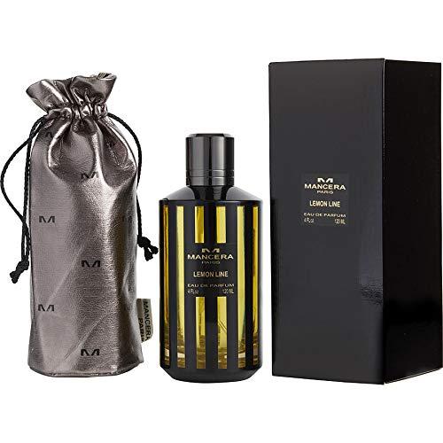 100% Authentic MANCERA Lemon LINE Eau de Perfume 120ml Made in France + 2 Mancera Samples + 30ml Skincare
