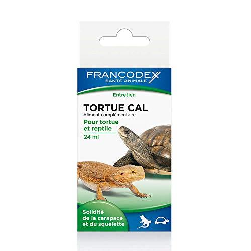 Francodex - Tortue Cal - 24 ML
