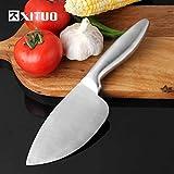 Resistente Corrosión Patrón cuchillo de caza de acero forjado hecho a mano de Damasco cuchillo de la supervivencia que acampa herramienta de mano cuchillos de cocina portable multi Defensa