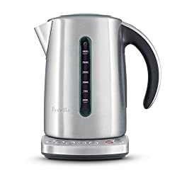 Breville BKE820XL Variable-Temperature 1.8-Liter stainless steel electric Kettle