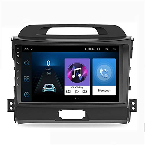 NBVNBV 2G+32G Android 8.1 DSP Radio de Coche Reproductor de Video Multimedia...