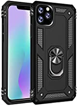 SaharaCase- Protection Series Case with Kickstand Shockproof Military Grade Drop Tested iPhone 11 Pro Max 6.5