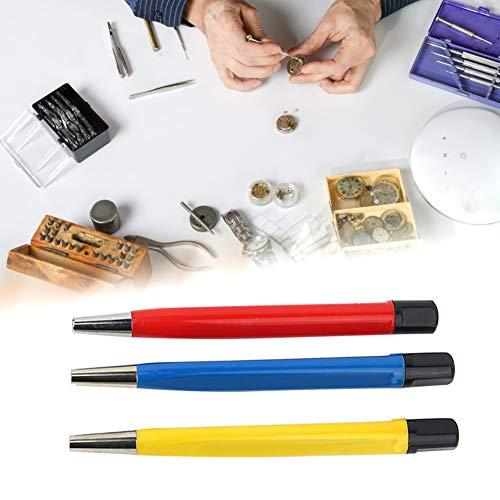 AUNMAS 3 stks Glasvezel Kraspenseel Set Horloge Reparatie Roest Verwijder Schone Gereedschap Verf Krassen Reparatie Thuis benodigdheden