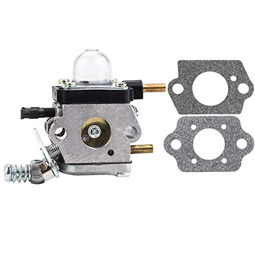 Kizut Carburetor for Mantis Tillers Zama C1U-K54A C1U-K27B Carb Echo TC-210 TC-210i TC-2100 SV-6 SV-5H/2 12520013123 String Trimmer