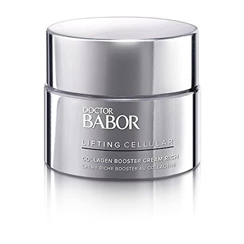 DOCTOR BABOR Collagen Booster Cream Rich, Reichhaltige Anti-Falten Feuchtigkeitscreme für jede...