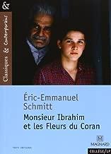 Monsieur Ibrahim Et Les Fleurs Du Coran (French Edition) by Eric-Emmanuel Schmitt (2006-06-26)