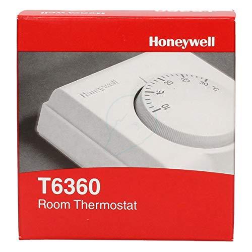 Honeywell T6360A1079 - Termostato ambiente todo/nada contacto conmutado
