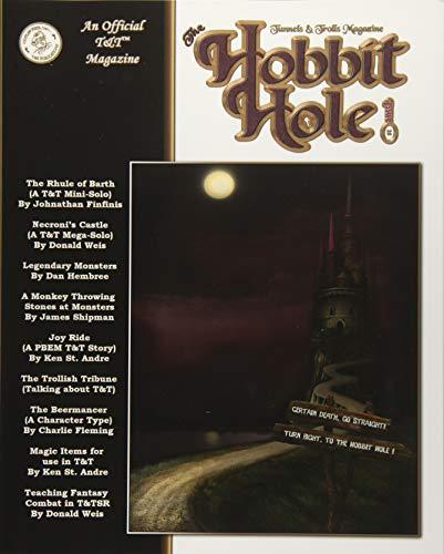 The Hobbit Hole #25: A Fantasy Gaming Magazine (Volume 25)