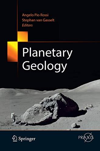 Planetary Geology (Springer Praxis Books)