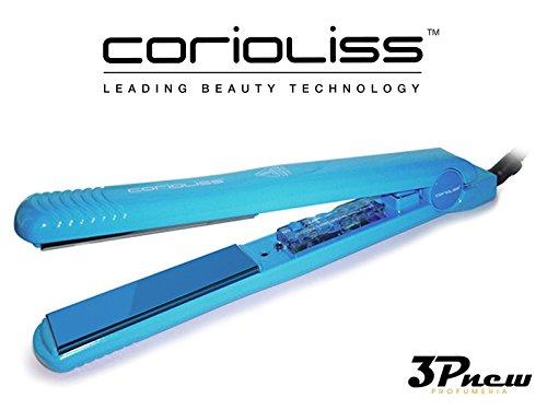 Corioliss City Style Plaque cheveux Electrc Blue Tourmaline Ceramic