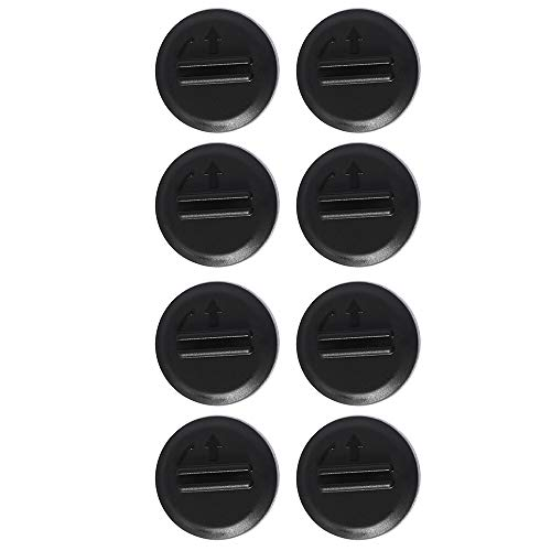 8Packs Pet Collar Batteries Compatible with PetSafe RFA-67 6 Volt Replacement Batteries