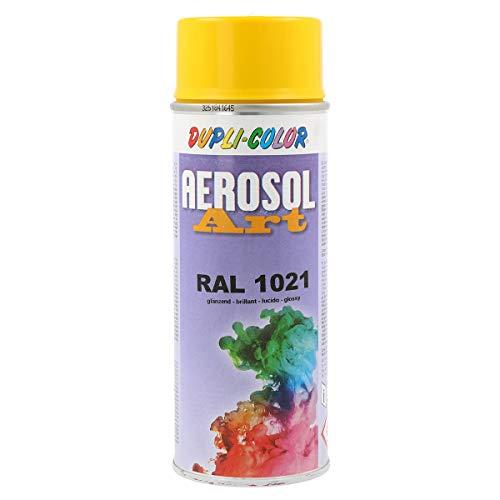 Dupli-Color 722493 Aerosol Art Ral 1021 glänzend 400 ml