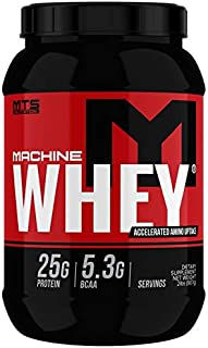 MTS Machine Whey Protein (2lbs, American Apple Pie)