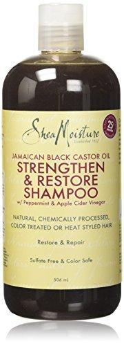 Champú natural para cabello SHEA MOISTURE