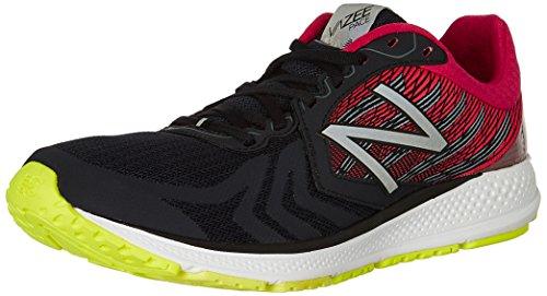 New Balance Herren Vazee Pace Sneaker, Black Pink, 44.5 EU