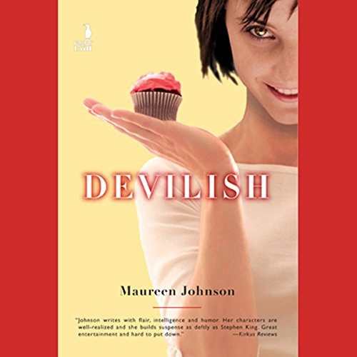 Devilish audiobook cover art