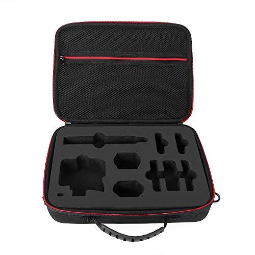 HSKB Borsa a mano compatibile con fotocamera Insta 360 ONE R in nylon portatile impermeabile borsa portatile