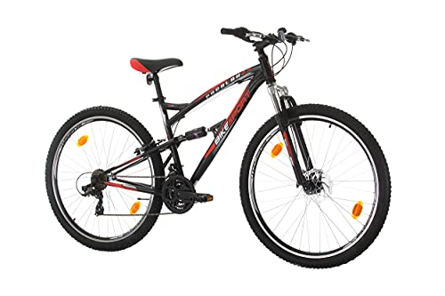 Bikesport Parallax 24' Bicicletta Biammortizzata...