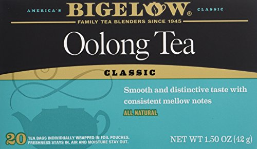Bigelow Oolong Tea Classic 20 Count(Pack of 2)
