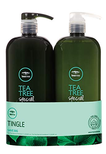 Tea Tree Tingle Special Liter Duo Set