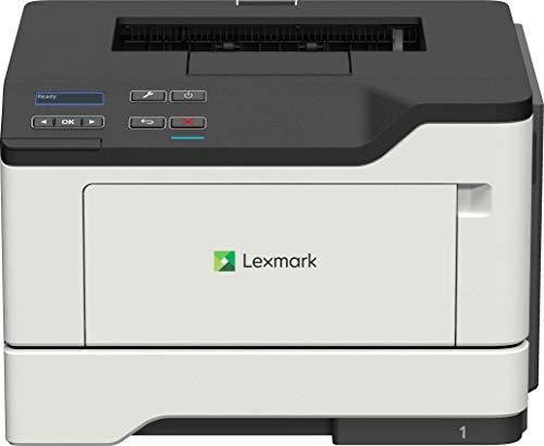 Lexmark B2442DW Monolaser (WLAN, LAN, bis zu 40 S./Min., autom. beidseitiger Druck) schwarz/grau