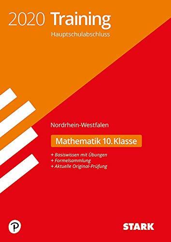 STARK Training Hauptschulabschluss 2020 - Mathematik 10. Klasse - NRW