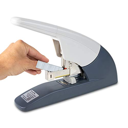 """PraxxisPro PowerForce-175 Heavy Duty Flat Clinch Stapler, 20 to 175 Sheets Using one Size 3/4"""" Leg-Length Staple. for Home and Business. Includes 400 3/4"""" Leg-Length Staples and a Staple Remover. Photo #6"""