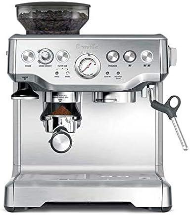 Breville BES870 Barista Express Espresso Machine sliver