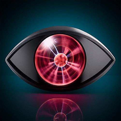 Tobar Pulsing Plasma Eye - Un œil électrisant qui répond au toucher et au son