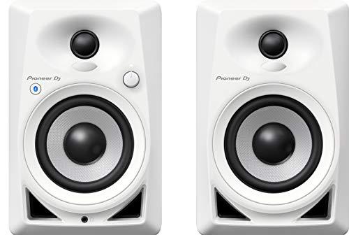 Pioneer DM-40BT altavoz De 2 vías Blanco Inalámbrico y alámbrico 3,5mm/Bluetooth - Altavoces (De 2 vías, Inalámbrico y...