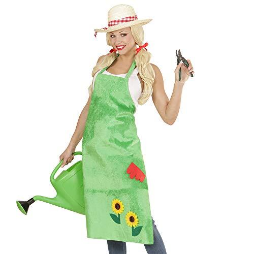 WIDMANN 05849?Delantal para jardinería con Girasol , color/modelo surtido