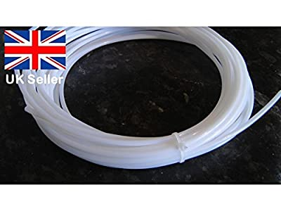 2mm id x 3mm od ptfe teflon tube (1mtre) for mk8 extruders 3d printer part