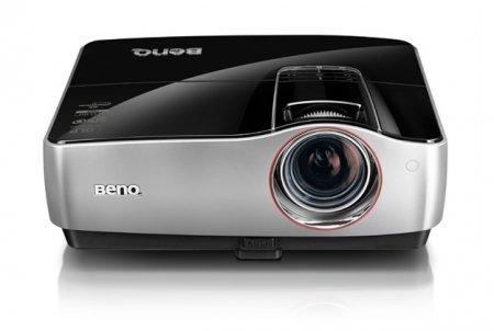 BenQ SH910 DLP Projector 1080p HDTV 1920x1080 Full HD 3000:1 4000 lumens 16:9 HDMI USB VGA Speaker Ethernet