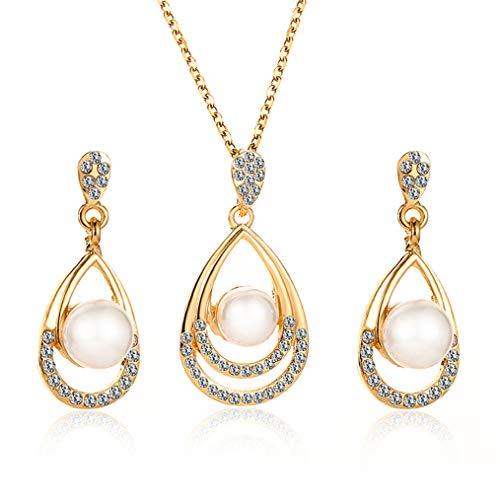 Cngstar Elegant Jewelry Set for ...