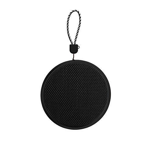 XFSE Schwarz drahtlose Bluetooth-Lautsprecher Outdoor-Sport tragbare Mini-Stereo-Subwoofer
