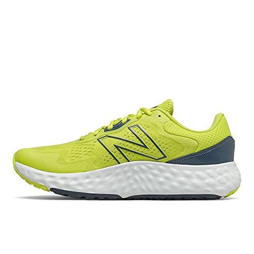 New Balance MEVOZV1, Zapatillas para Correr de Carretera Hombre, Sulphur Yellow, 41.5 EU