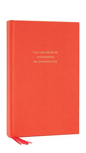 kate spade new york Journal - Red (Never Overdressed)