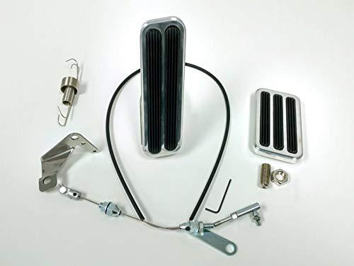 Billet Pedal Kit - 9