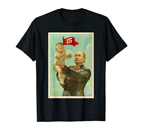Funny Baby Trump Putin T Shirt