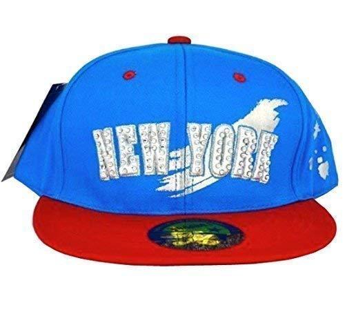 Temps Est Argent Casquette Snapback New York Bouchons, plat, drap-housse Peaks Hiphop Baseball Chapeaux Unisexe - Multicolore - Taille unique