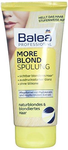 Balea Professional More Blond Spülung, 200 ml