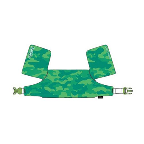 Product Image of the Stearns Puddle Jumper Deluxe Child Life Jacket, Green Camo