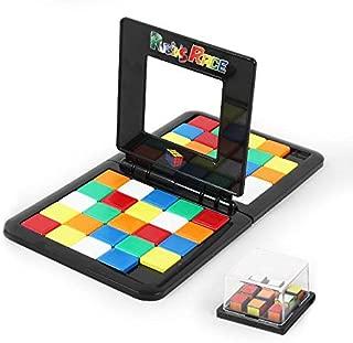 Rubiks Race Magic Block Game Gathering Blocks Children Gift Party Board Game Family Fun