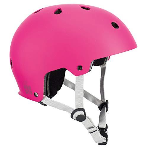 K2 Damen Inline Skates Helm VARSITY - Magenta - L (59-61cm) - 30D4107.1.1.L