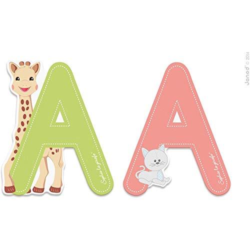 Lettre A Sophie la girafe - Janod